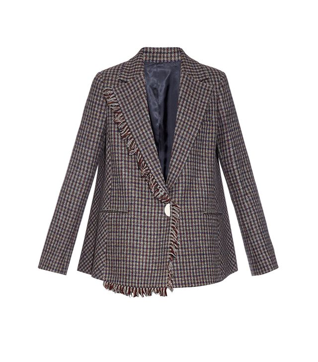 Acne Studios Reims British Shetland Tweed Jacket
