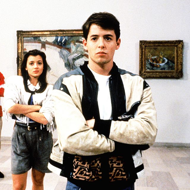 Sloane Peterson & Ferris Bueller Halloween costume idea.