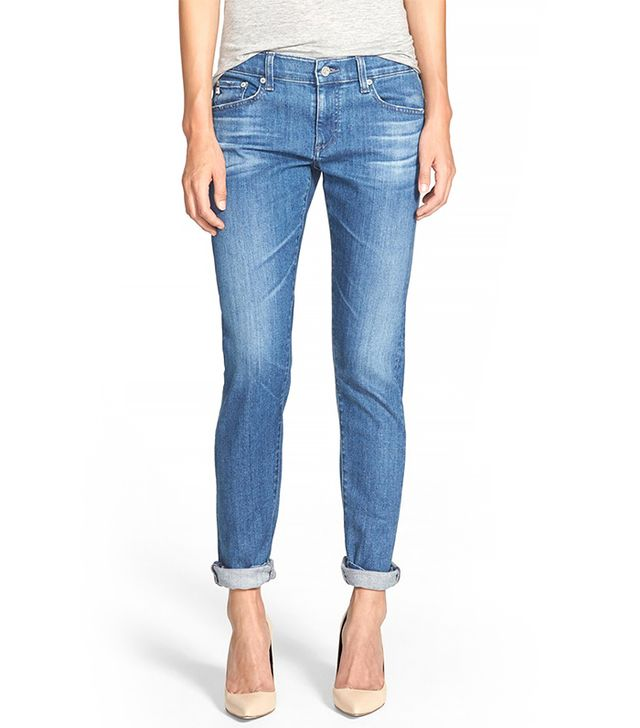 AG The Nikki Relaxed Skinny Jeans