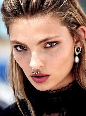 Would You Wear a Septum Nose Cuff?
