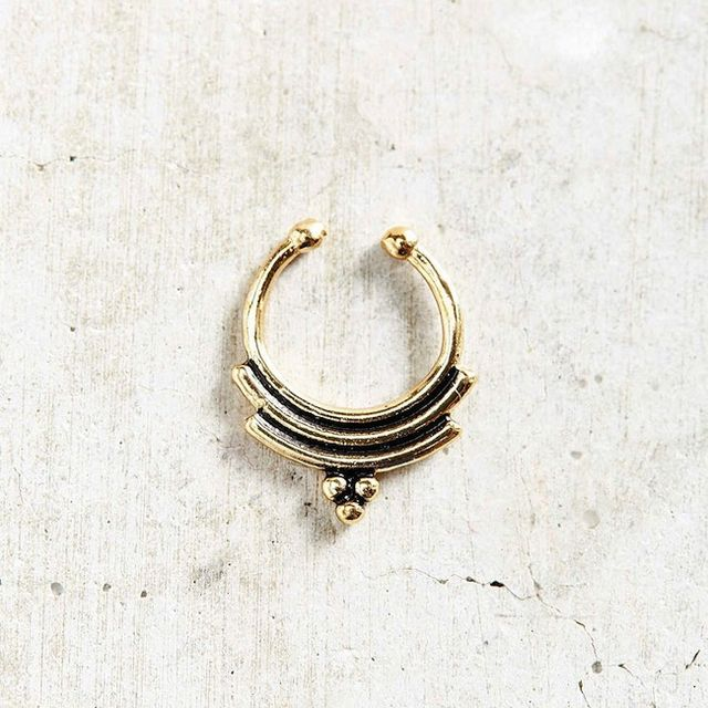 Urban Outfitters Bali Nights Septum Ring