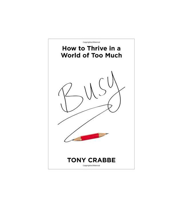 Tony Crabbe Busy