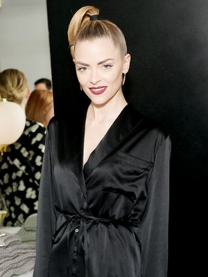 Jaime King's Fresh Take on the Little Black Dress