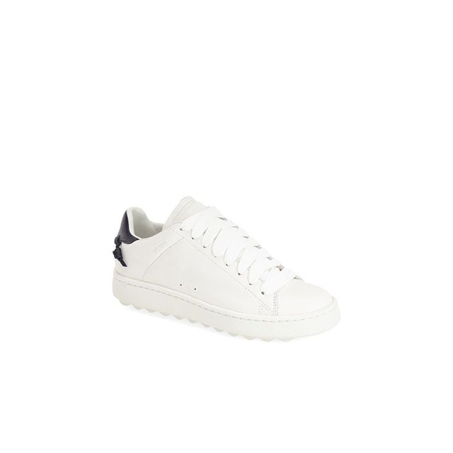 COACH 'Lo-Top' Lace-Up Sneaker