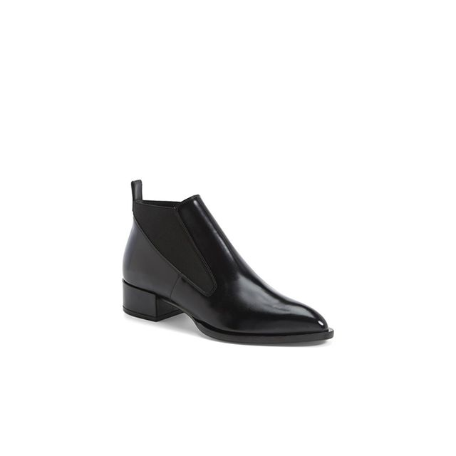 Vince Yarrow Leather Chelsea Boot