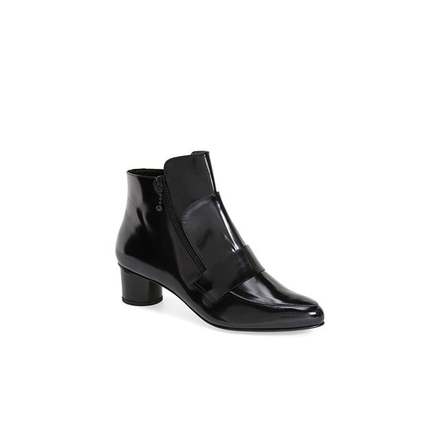 Opening Ceremony Shiny Zan Loafer Bootie