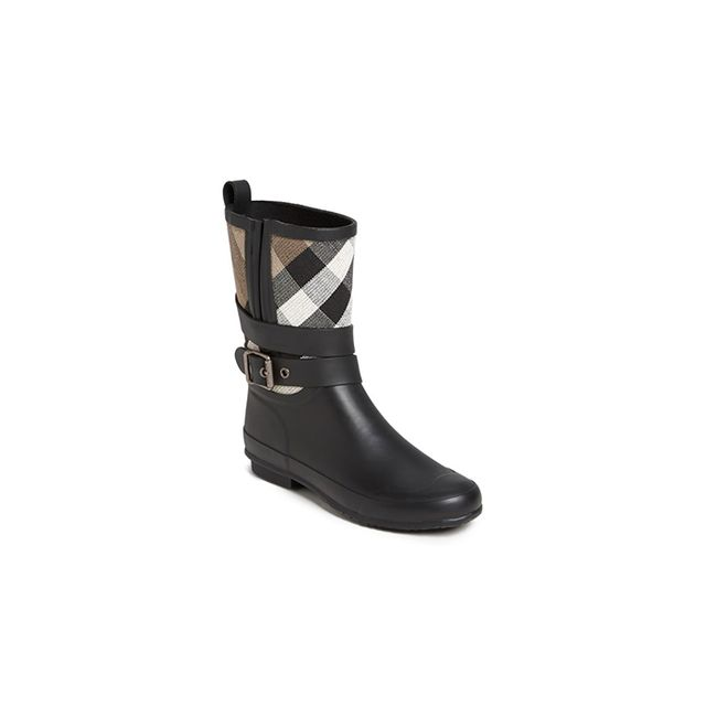 Burberry Holloway Rain Boot