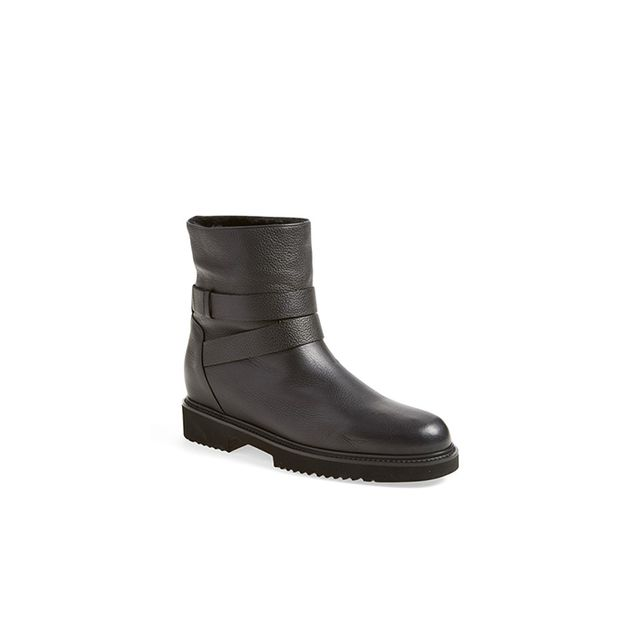 Vince Cagney Moto Boot