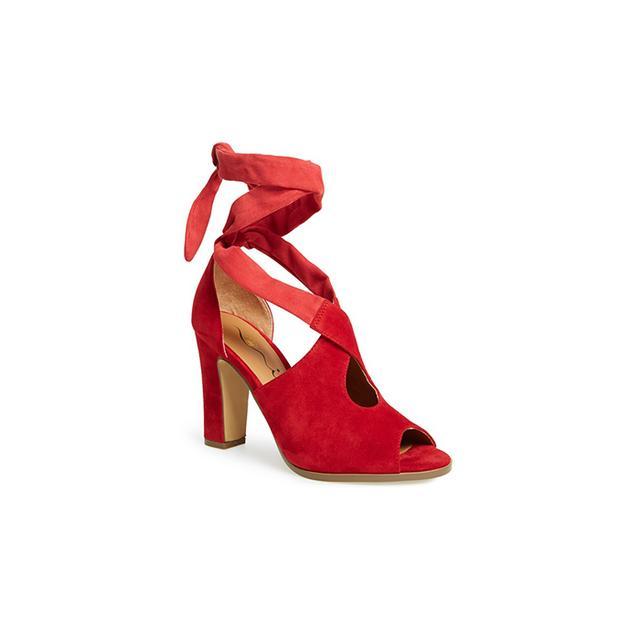 Nina Originals Serena Ankle Wrap Sandal