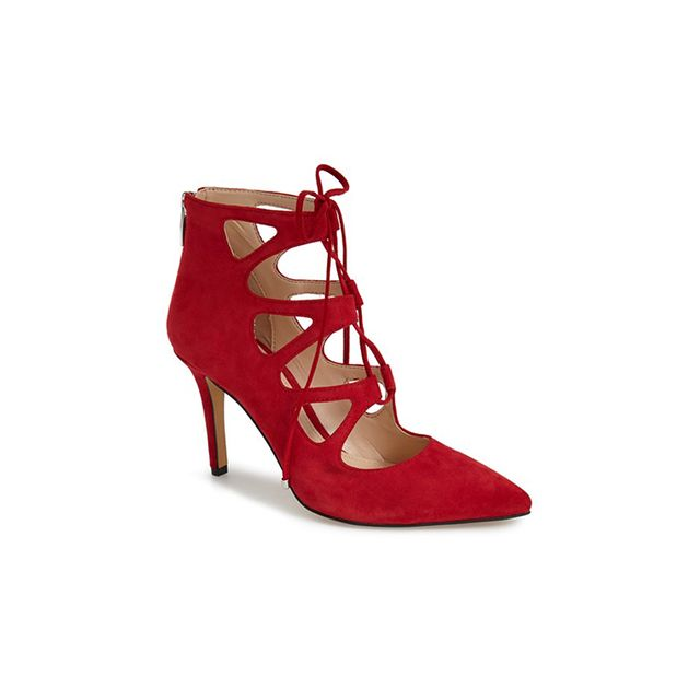 Vince Camuto Bodell Lace-Up Pump