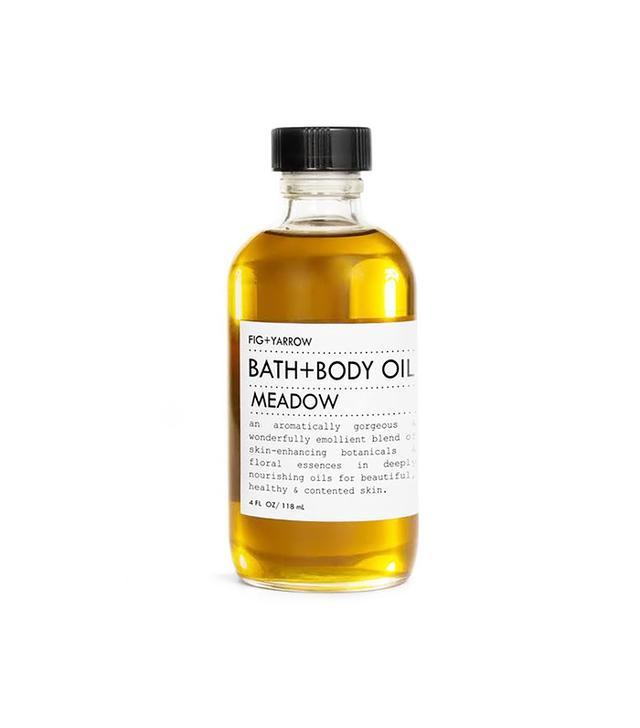 Fig + Yarrow Body Oil in Meadow
