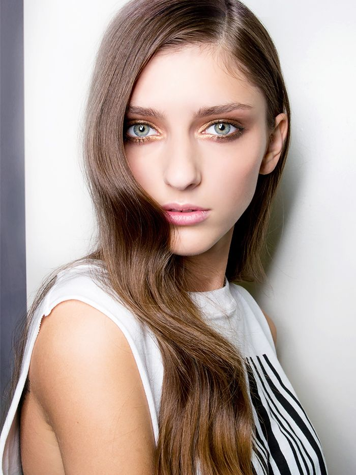 The 20Minute Hair Treatment for SuperShiny Hair  Byrdie
