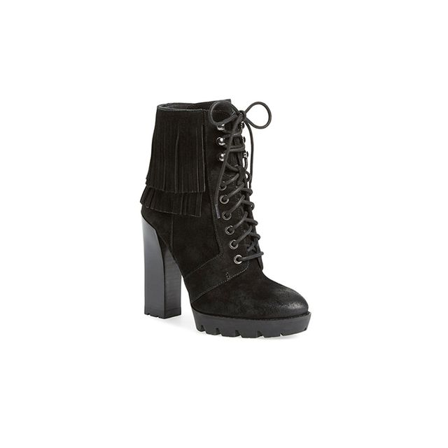 Kenneth Cole New York 'Olla' Fringe Bootie