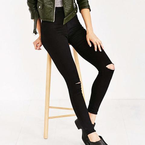 Swizzle Sticks High Rise Jeans