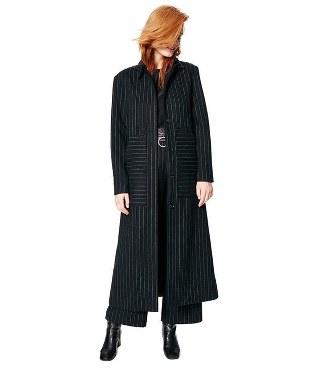 Veda Point Wool Coat