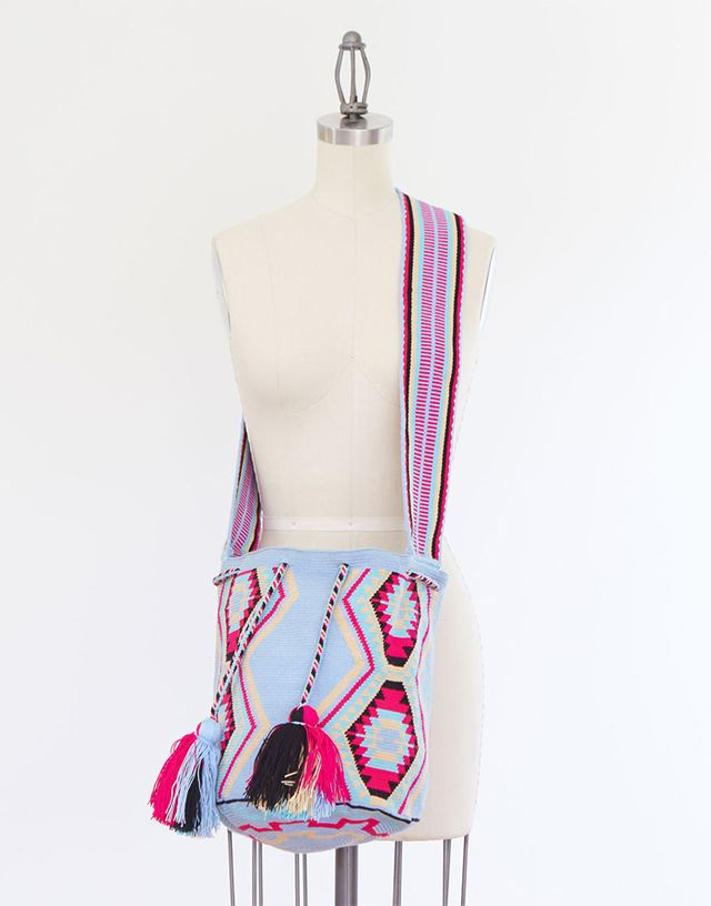 Wayuu Bello Bag