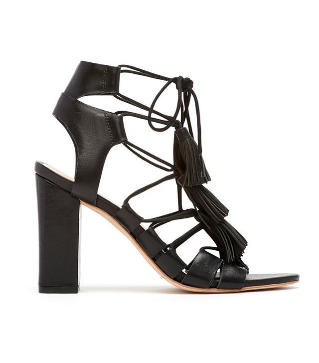 Loeffler Randall Luz Lace-Up Sandals