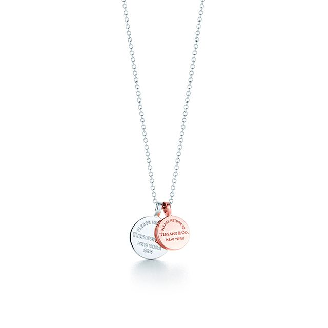 Tiffany & Co. Circle Duo Pendant