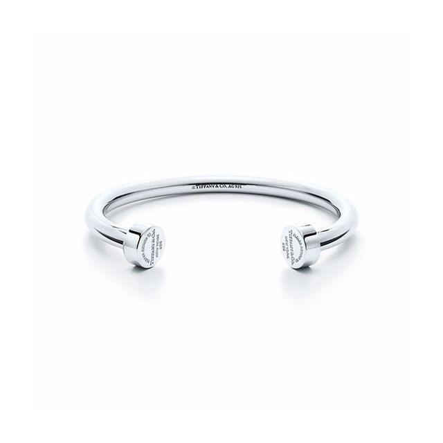 Tiffany & Co. Circle Edge Cuff