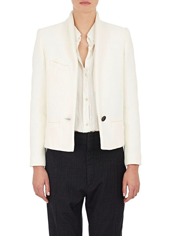 Isabel Marant Étoile Crop Cornell Jacket