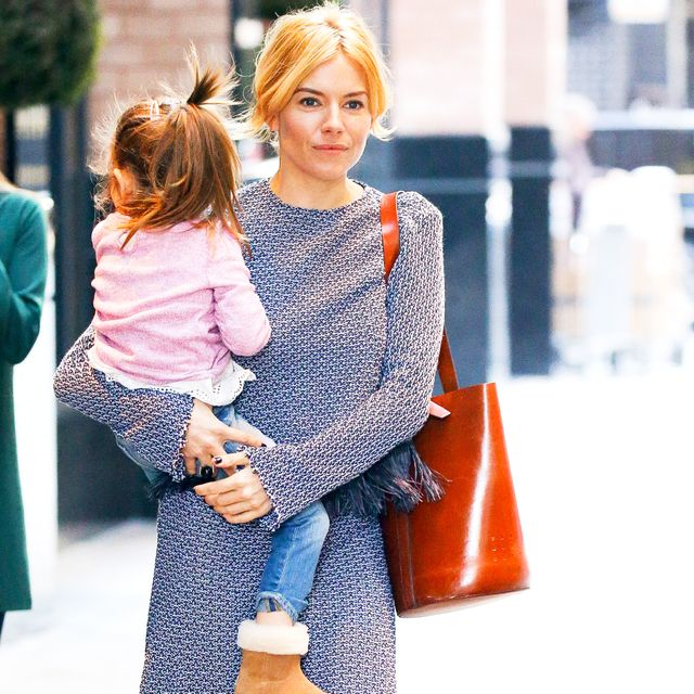 Is Sienna Miller Wearing the Newest It Shoes?