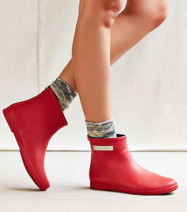 Alice + Whittles Ankle Rain Boots