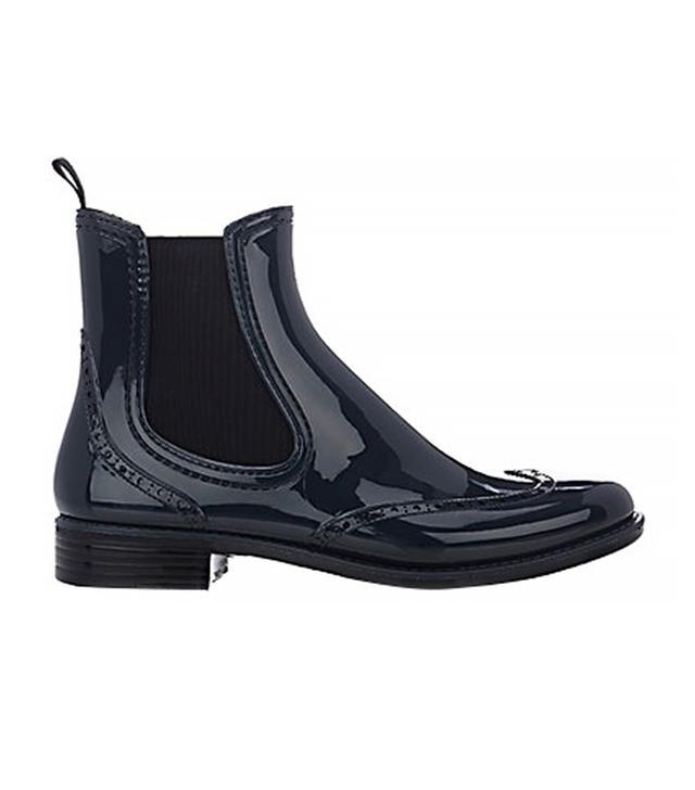 Barneys New York Wingtip Rain Boots