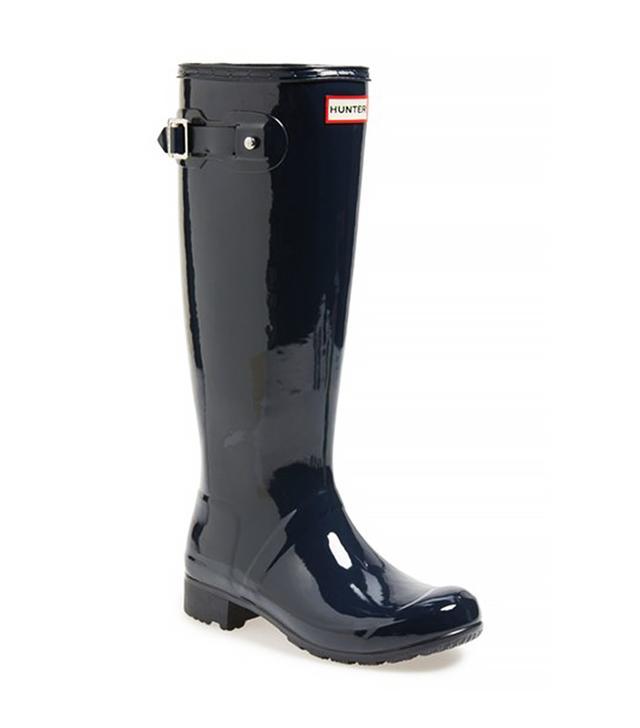 Hunter Original 'Tour Gloss' Packable Rain Boots