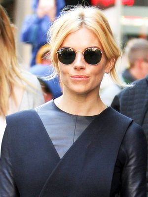 Sienna Miller's Bag Is From the Coolest NYC Label