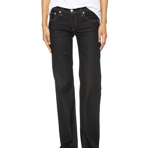 The Wide Leg Jeans