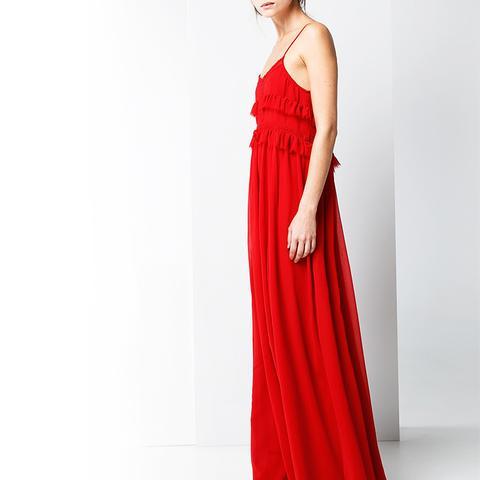 Crochet Long Dress