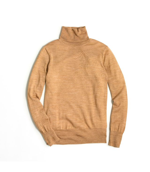 J.Crew Factory Merino Turtleneck Sweater