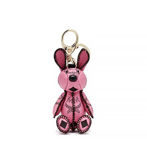 Visetos Rabbit Charm Key Fob