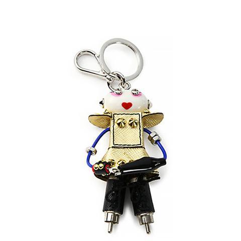Nancy Robot Keychain
