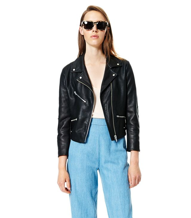 Veda Grand Leather Jacket