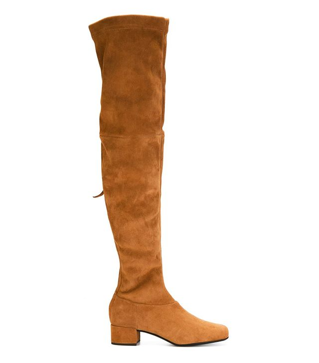 Alberta Ferretti Over-the-Knee Boots