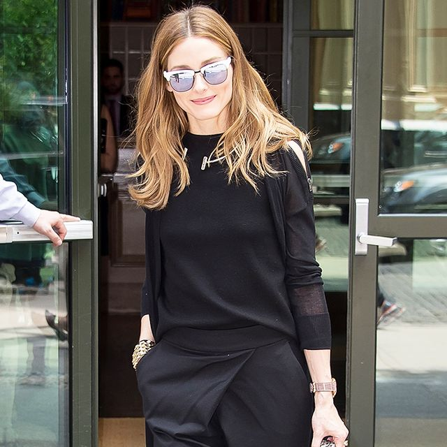 How Olivia Palermo Makes Her Zara Finds Look Even Better