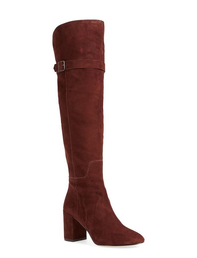 Pour la Victoire Dania Over the Knee Boot