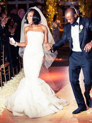 Peek Inside a Fashion Editor's Beautiful Brooklyn Wedding