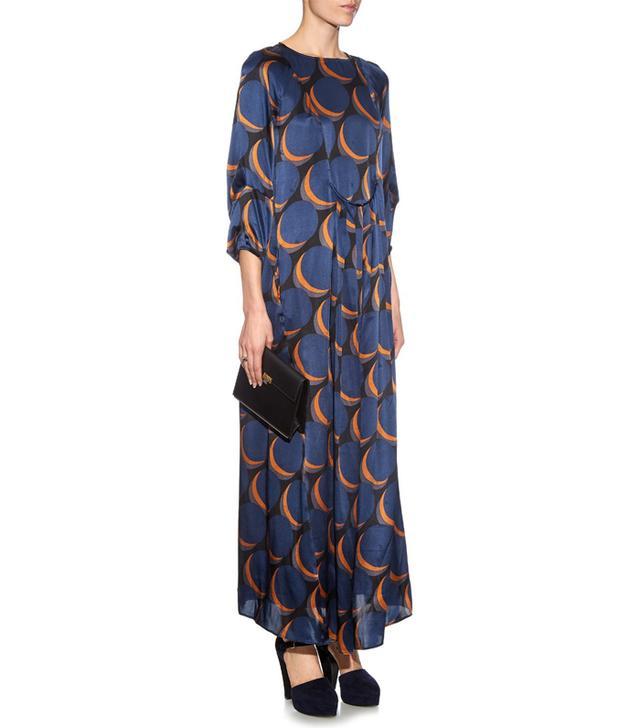 Rachel Comey Waning Moon Silk Dress