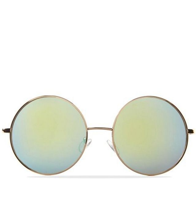 Cotton On Round Metal Sunglasses