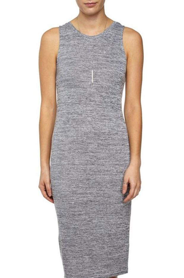 Cotton On Kellie Muscle Midi Dress