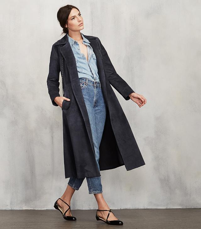 Reformation Oakley Coat