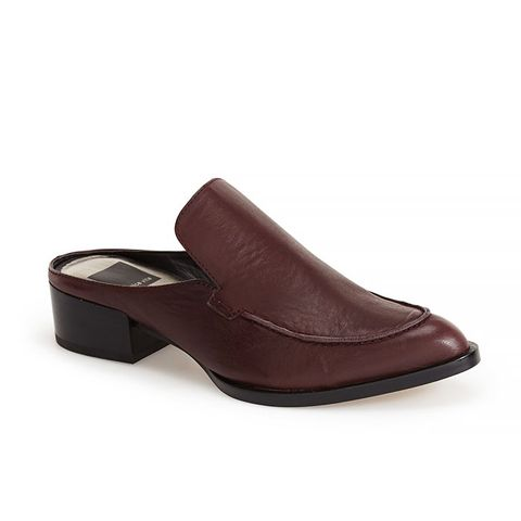 Hackett Pointy Toe Mules