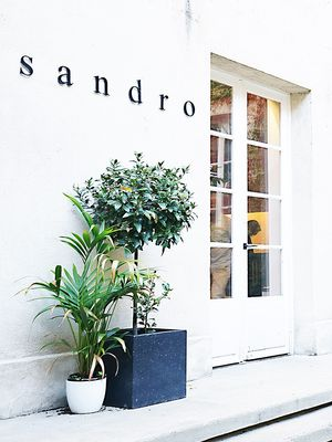 Sandro's Founder on the Best Paris District, Fall's It Colors, & More