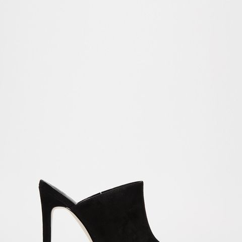 Paradise Pointed Mules