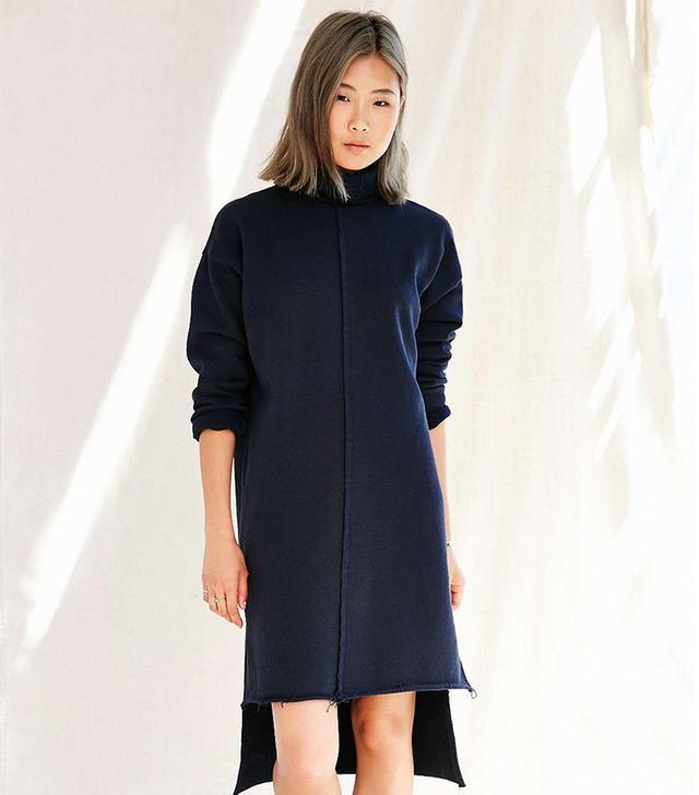 Urban Renewal Remade High Neck Modern Dress
