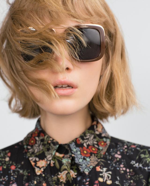 Zara Square Sunglasses