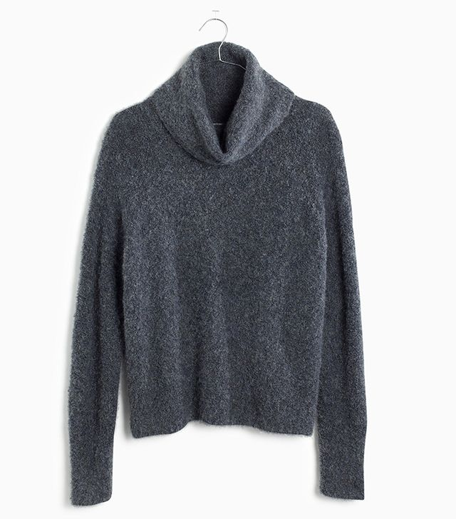 Madewell Roundtrip Turtleneck Sweater