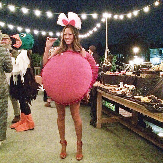 Aimee Song as a Macaron